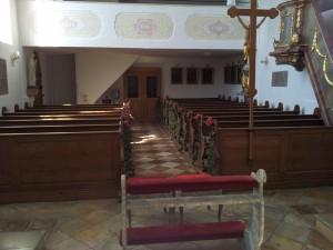 Kirche Hochzeit Spieglhof